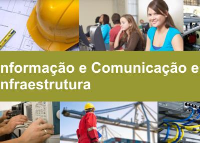 Informação e Comunicação e Infraestrutura