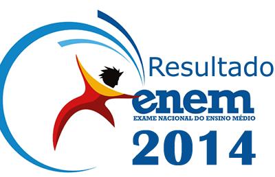 Como estão classificadas as Escolas Técnicas gratuitas no ENEM 2014?